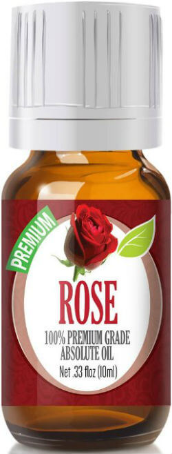 Healing Solutions Rose Oil