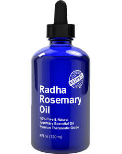 Radha Rosemary Oil