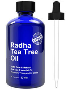 Radha Tea Tree Essential Oil