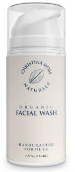 Christina Moss Organic Facial Wash