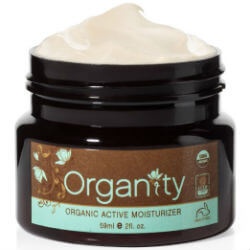 Organity Organic Active Moisturizer