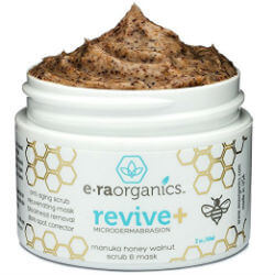 Era Organics Microdermabrasion Face Scrub and Facial Mask