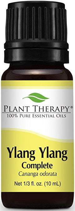 Pure Health HQ - Best Essential Oils For Anxiety - Plant Therapy Ylang Ylang Oil