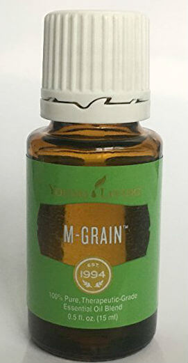 Pure Health HQ - Best Essential Oils for Headaches and Migraines - Young Living M-Grain Essential Oil