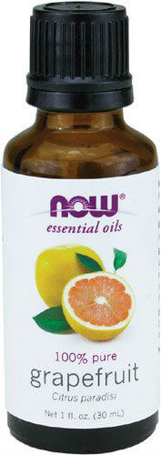 Pure Health HQ - Best Essential Oils for Weight Loss - NOW Grapefruit Oil