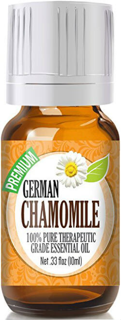 Pure Health HQ - The Best Essential Oil for Hair - Healing Solutions German Chamomile