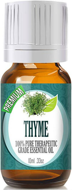 Pure Health HQ - The Best Essential Oil for Hair - Healing Solutions Thyme