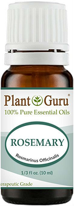 Pure Health HQ - The Best Essential Oil for Hair - Plant Guru Rosemary Essential Oil