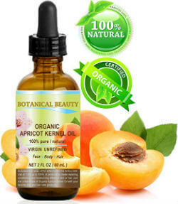 Pure Health HQ - The Best Essential Oil For Wrinkles - Botanical Beauty Organic Apricot Kernel Oil