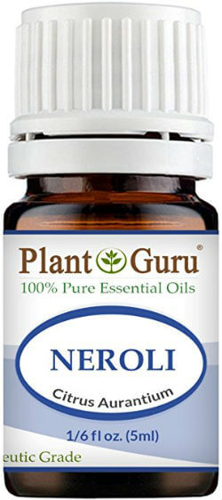 Pure Health HQ - Best Essential Oil For Wrinkles - Plant Guru Neroli Essential Oil