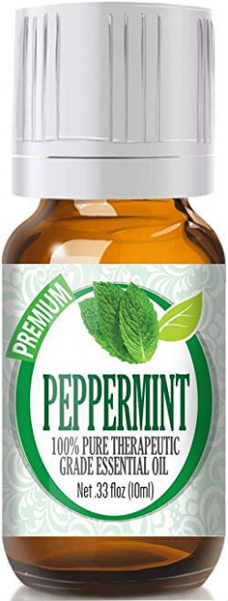 Best Oil for Inflammation - Pure Health HQ - Healing Solutions Peppermint Essential Oil